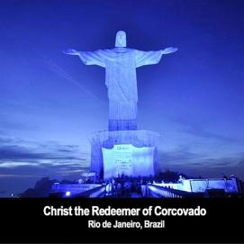 CRISTO DEL REDENTOR -RIO DE JANEIRO-