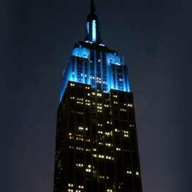 EMPIRE STATE BUILDING -EEUU-NUEVA YORK-