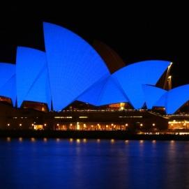 OPERA DE SIDNEY -AUSTRALIA-