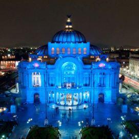 PALACIO BELLAS ARTES -MEXICO-