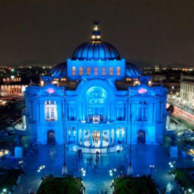 PALACIO BELLAS ARTES -MEXICO-