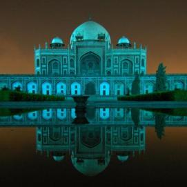 TAJ MAHAL -INDIA-